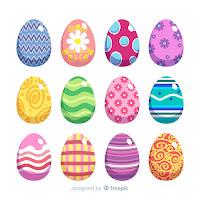 Freepik photos illustrations décorations de Pâques