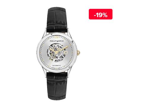 Ceas de lux de dama Philip Watch R8221596501 ieftin online