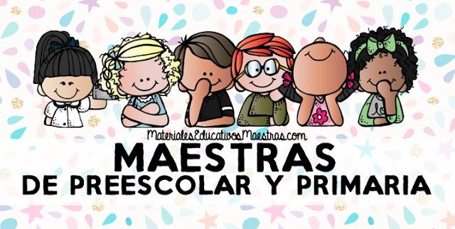 Maestras Preescolar Primaria Grupo de Facebook