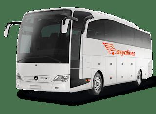 Otobüs Bileti Otobüs Firmaları Asya Lines Asya Lines Otobüs Bileti