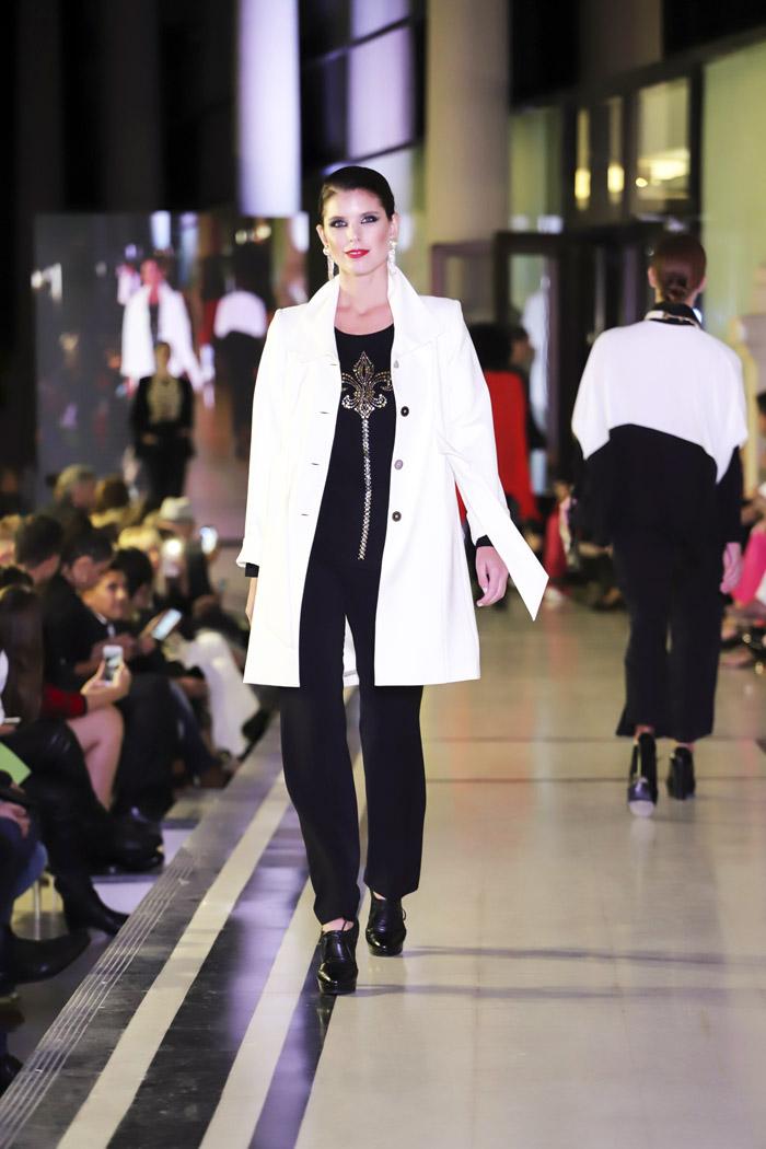Argentina Fashion Week otoño invierno 2019 │ Desfile Adriana Costantini otoño invierno 2019. │ Moda otoño invierno 2019 en Argentina. │ Moda invierno 2019.
