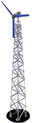 Desain Produk Pembangkit Listrik Sederhana Energi Angin