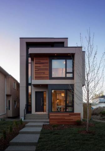 rumah minimalis 2 lantai 2020 terfavorit
