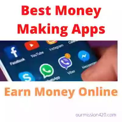 Top 10 best money making apps 2021