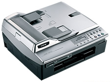 Télécharger Brother DCP-120C Pilote Pour Windows et Mac
