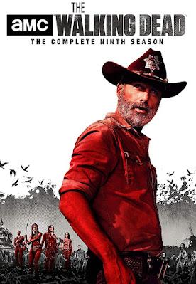 The Walking Dead (TV Serie) S09 DVD BD NTSC Latino (5 Discos)