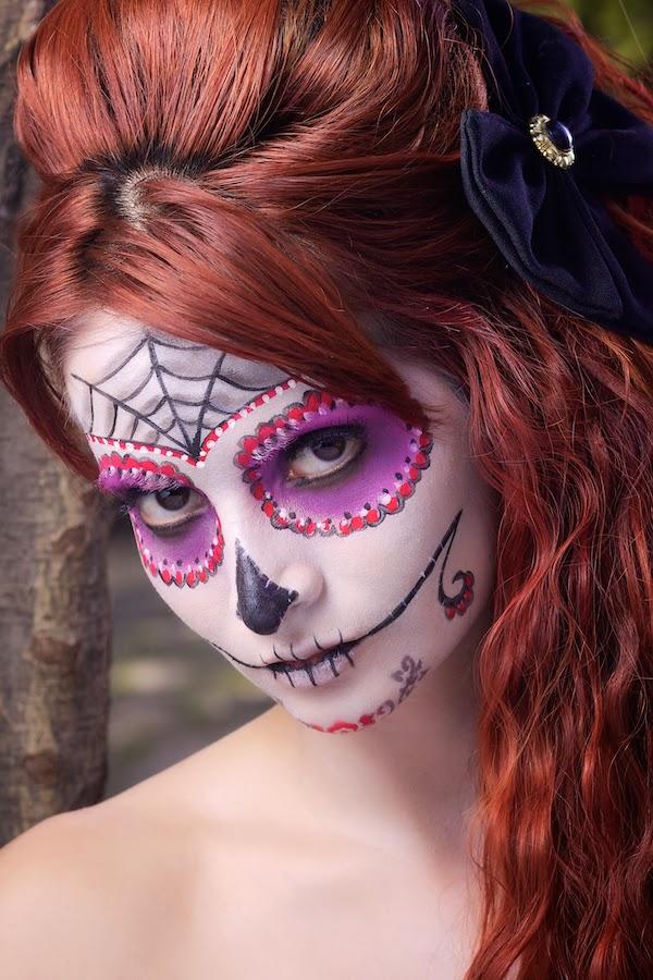 Ecotur esoterico Simplemente CATRINAS MÉXICO 2016 ¡BELLAS CATRINAS! , Ideas para maquillarse (mujeres).