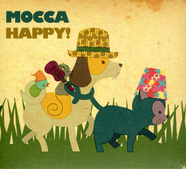 Mocca - Happy! - Album (2011) [iTunes Plus AAC M4A]