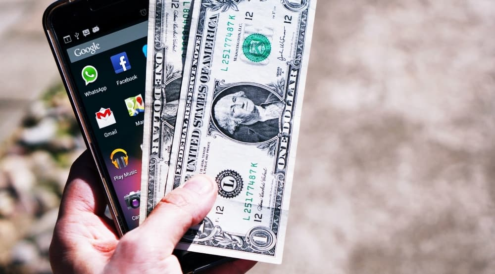 الربح من برمجة تطبيقات الهاتف