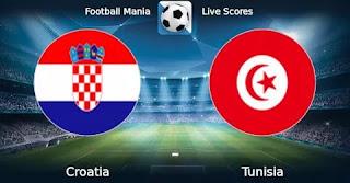 Хорватия – Тунис смотреть онлайн бесплатно 11 июня 2019 прямая трансляция в 21:45 МСК.
