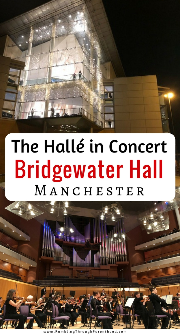 The Hallé has been Manchester's orchestra for more than 150 years. We were privileged to watch the choir and orchestra perform at the Bridgewater Hall in Manchester. If you are planning a visit, here are things you need to know before you go.