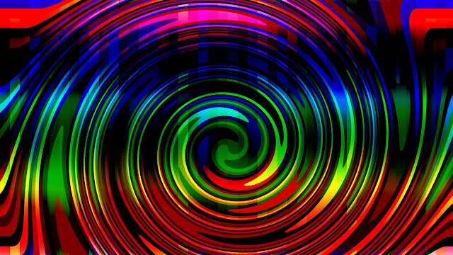 blue_green_red_rose_swirl_4k_hd_abstract