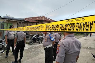 Bom Teror di Medan, Densus 88 Geledah 3 Rumah