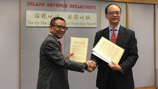 Ditjen Pajak Dapat Restu Intip Data Keuangan WNI di Hong Kong