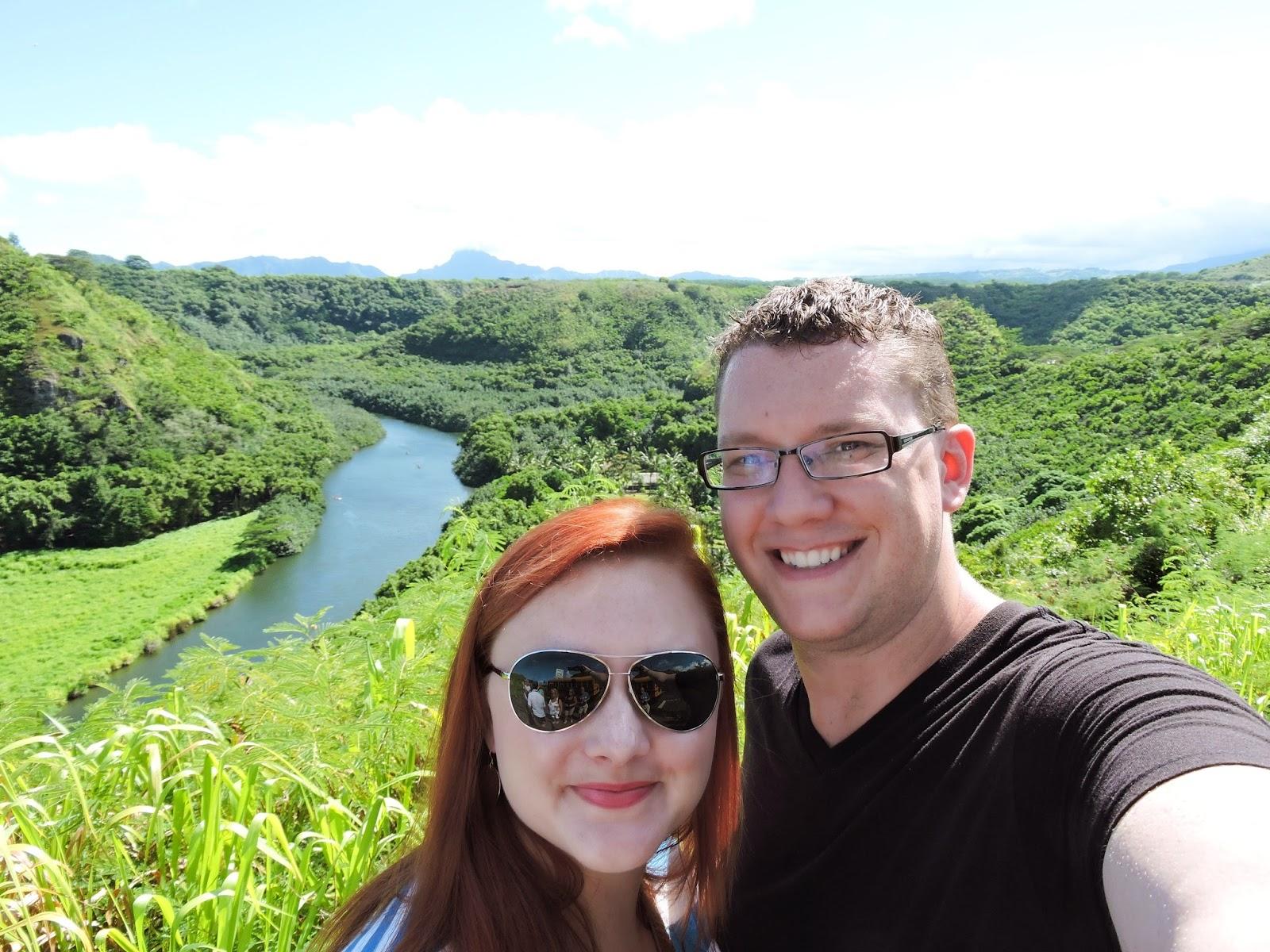 Wailua River and Opaekaa Falls   Kauai
