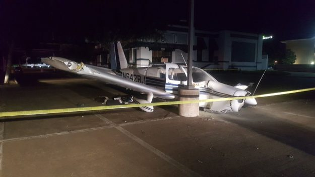 Kathryn's Report: Piper PA-28-180 Cherokee, N642RJ: Accident