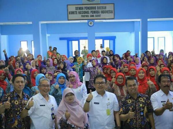 Revitalisasi Posyandu Kecamatan Kiaracondong
