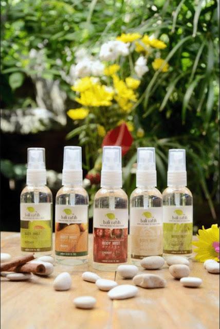 Harga Parfum Body Mist Bali Ratih