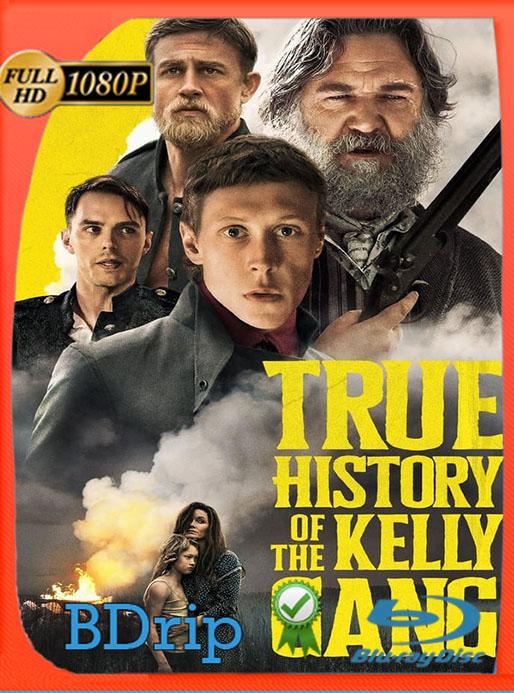 La verdadera historia de la banda de Kelly (2019) 1080p BDrip Latino [Google Drive] Tomyly