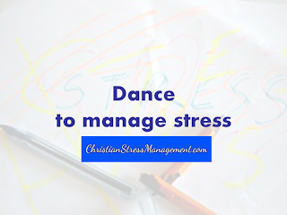 Dance to manage stress