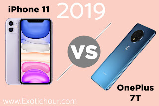 OnePlus 7T, iPhone 11 , OnePlus 7T Pro ,OnePlus , iPhone , AMOLED display , iPhone XR , Apple A13 Bionic Chip