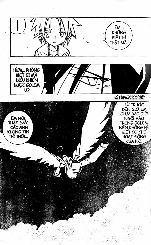 Shaman King [Vua pháp thuật] chap 200 trang 20