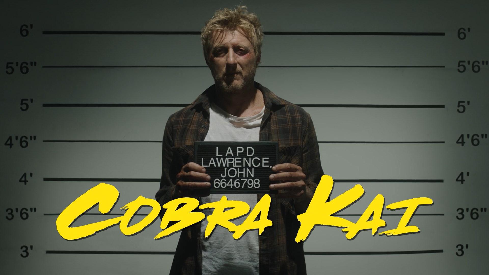 Cobra Kai (2021) Temporada 3 1080p WEB-DL Latino