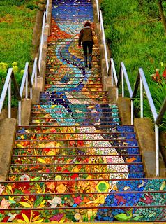 Escalier roulant du Havre : un futur projet artistique de mise en valeur devrait avoir lieu