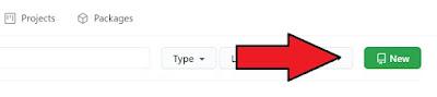step 2 - cara buat repository github