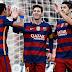 O ano é novo, mas o futebol é o de sempre: Messi marca hat-trick, e Barcelona goleia o Granada.