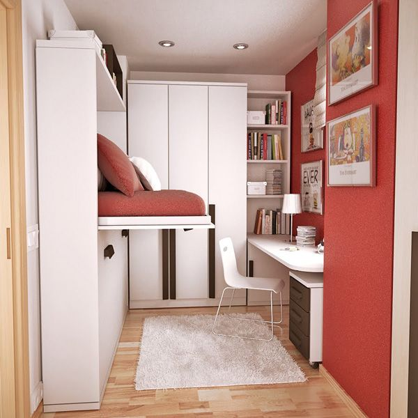 Small Room Design Ideas For Teens
