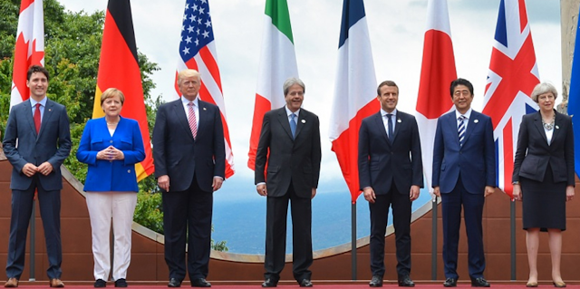 G-7 क्या है ? अमेरिका ने  भारत को शामिल करने का निर्णय क्यों लिया ?