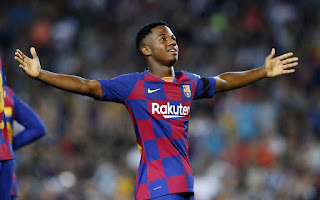 Ansu Fati outscores Hazard, Joao Felix and 4 other La Liga superstars