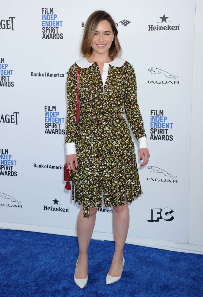 Best Dressed Celebrities at the 2016 Film Independent Spirit Awards