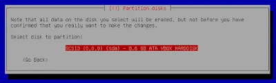 partition disk