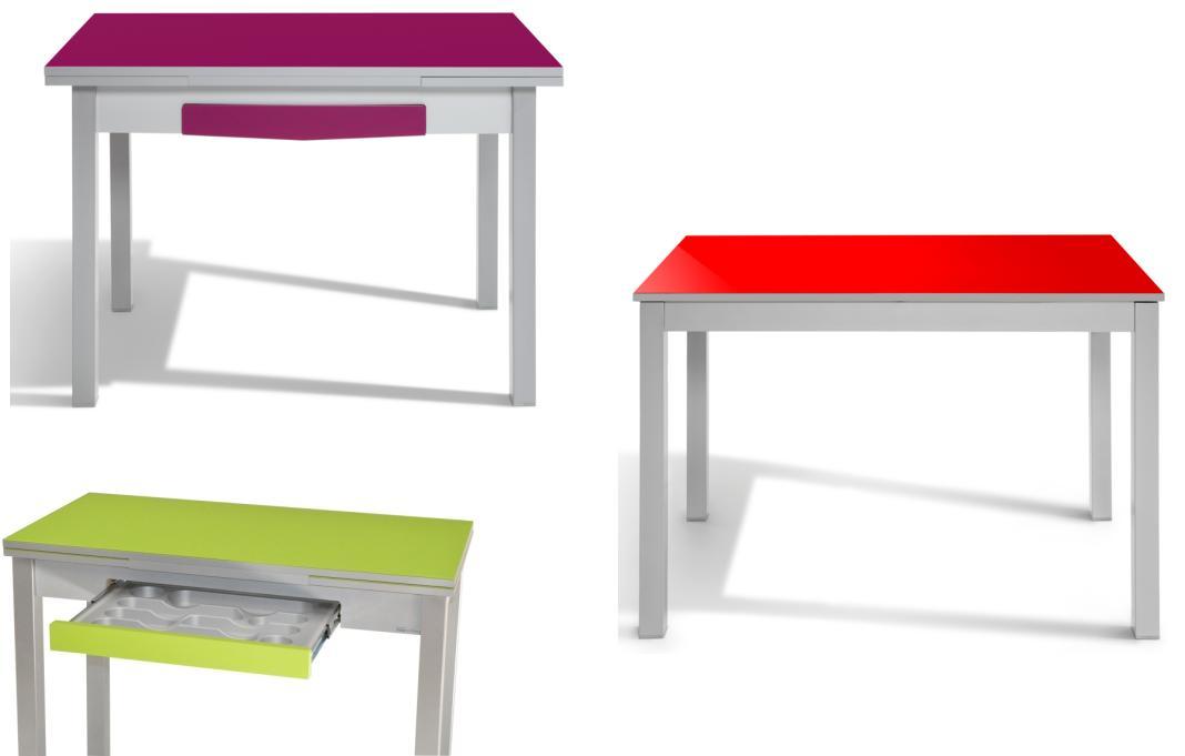 Mesas de dise o extensibles ventajas e inconvenientes - Mesas de cocina diseno ...