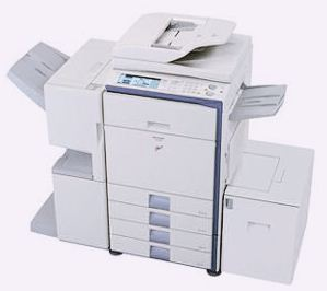 Sharp MX-5500N Printer Driver - Free Download
