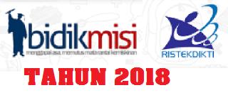 Info Lengkap Bidikmisi 2018
