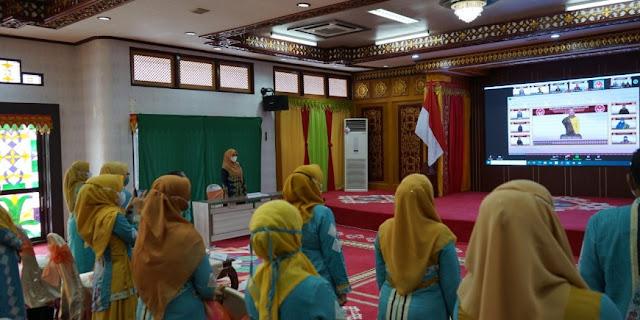 Dyah Erti Dilantik Resmi Menjadi Ketua Dekranasda Aceh