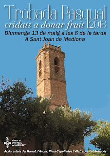 Trobada Pasqual 2018 de la Vicaria del Penedès a Sant Joan de Mediona