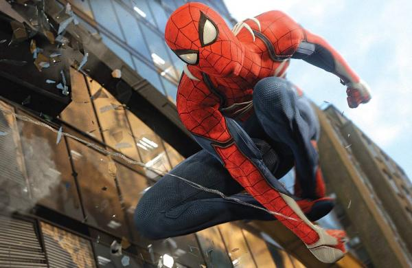 spider-man-playstation-4-trailer-release-date-Electronic-Entertainment-Expo-2017