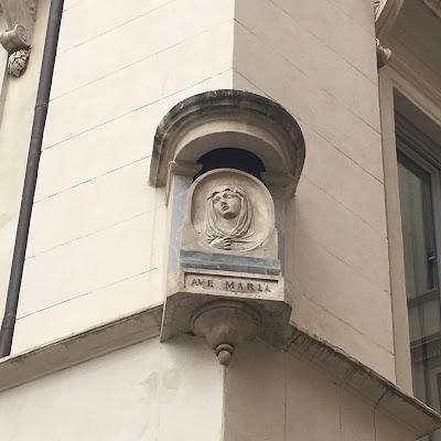 Edicola Sacra Via Pozzo Cornacchie