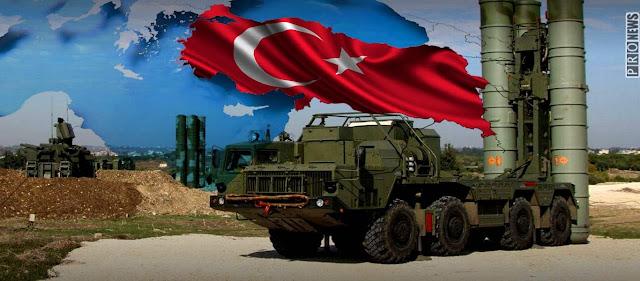 Τουρκία: Σε διαδικασία φόρτωσης και μεταφοράς τους εισήλθαν οι S-400