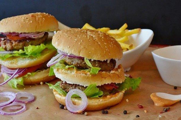junk food-makanan cepat saji-burger