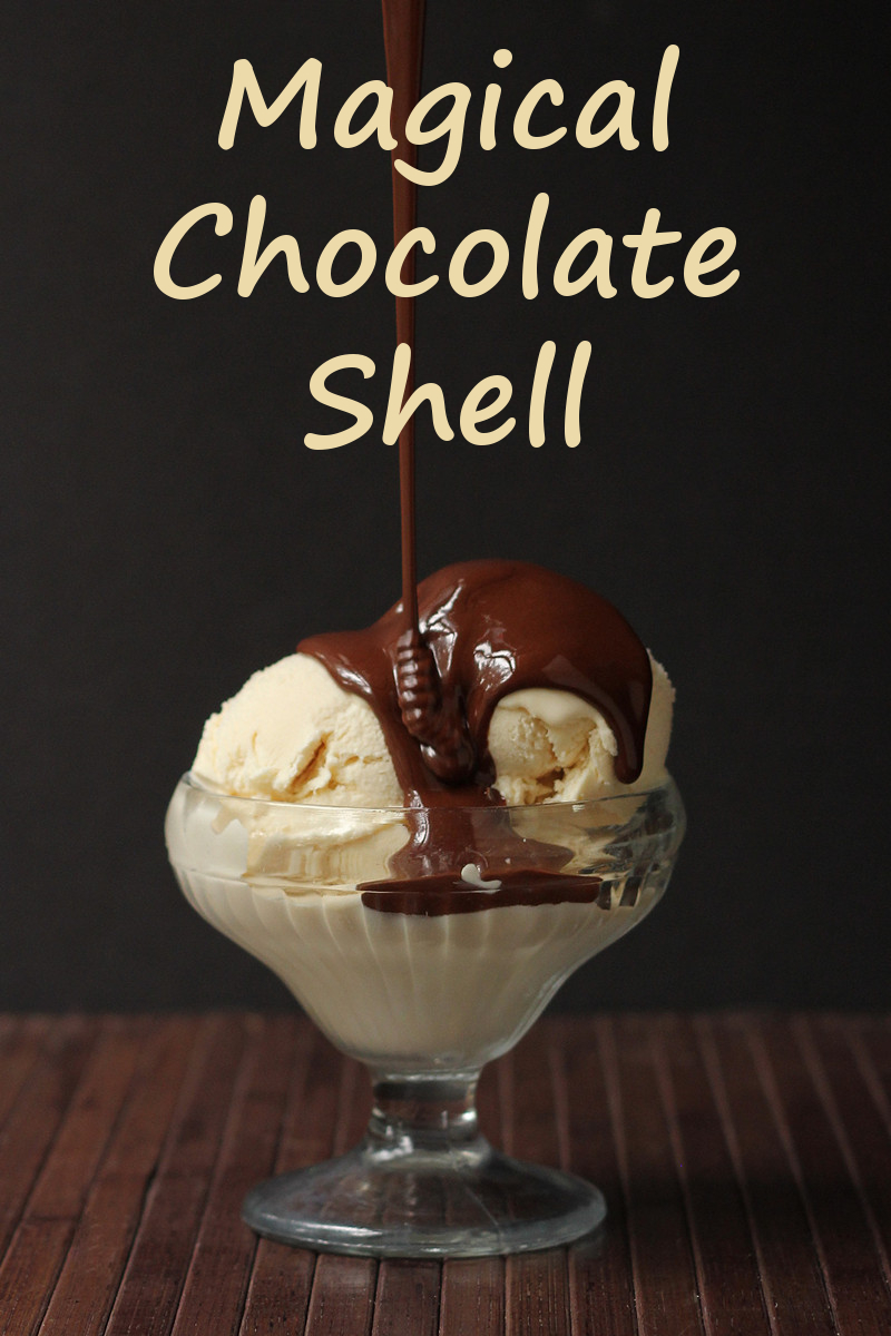 Magical Chocolate Shell