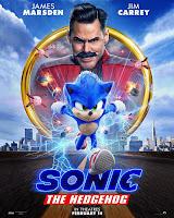 Estrenos de cine en España 14-Febrero-2020 : 'Sonic, la película'