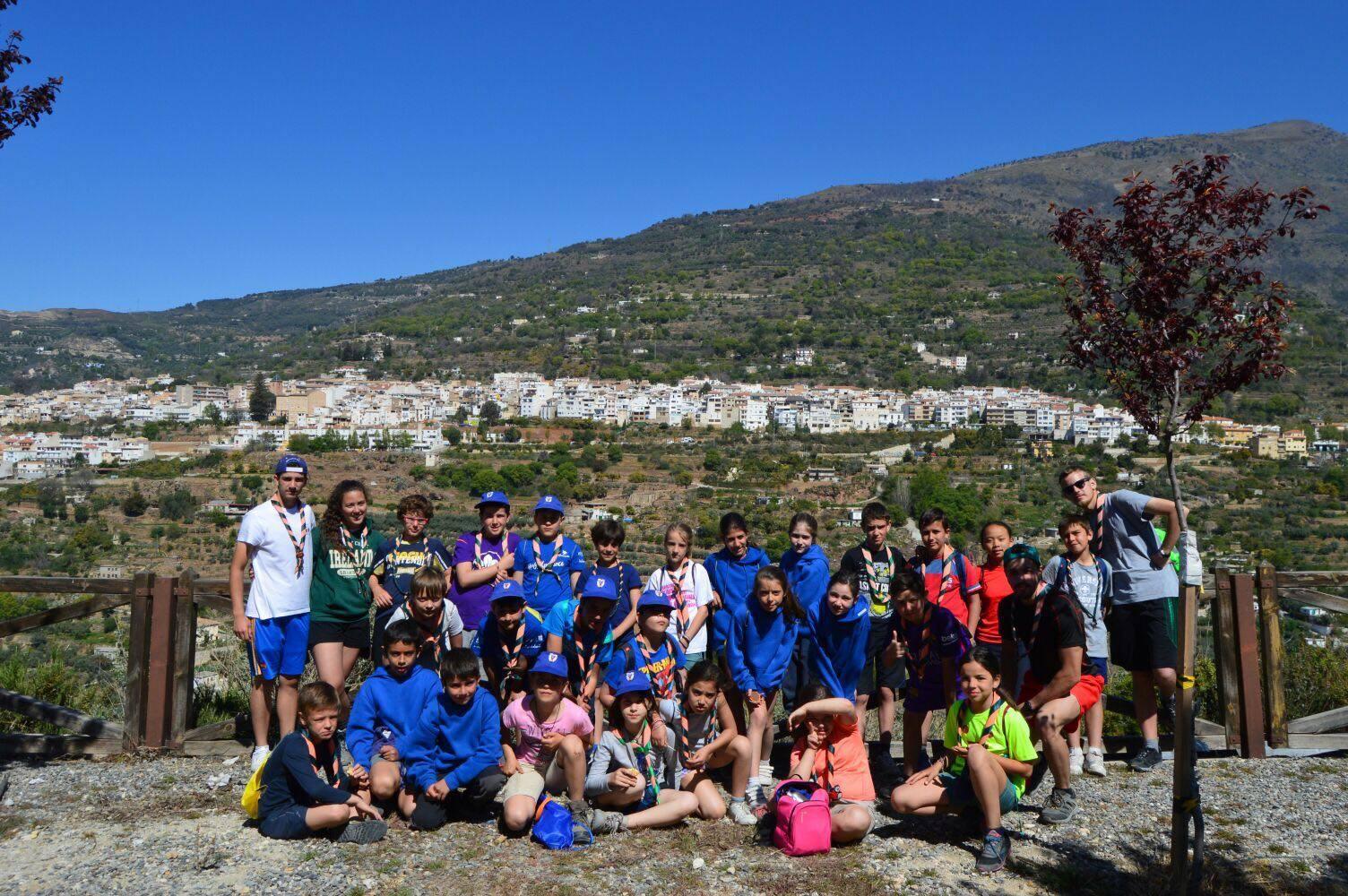 Blog scout de antonio alaminos grupo scout san jorge 245 - El puerto de santa maria granada ...