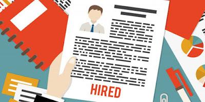 Contoh Membuat Surat Lamaran Kerja Tanpa Pengalaman Kerja Terbaru