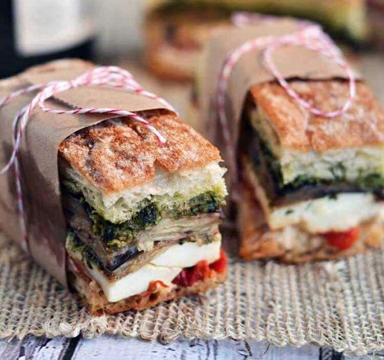 10 recetas de sandwiches