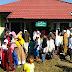 Sholat Id Fitri 1439 H. di Mesjid Miftahuddin di Desa Sungai Pasir